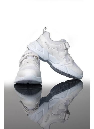 Letoon Ltn019 Çocuk Spor Ayakkabı Beyaz